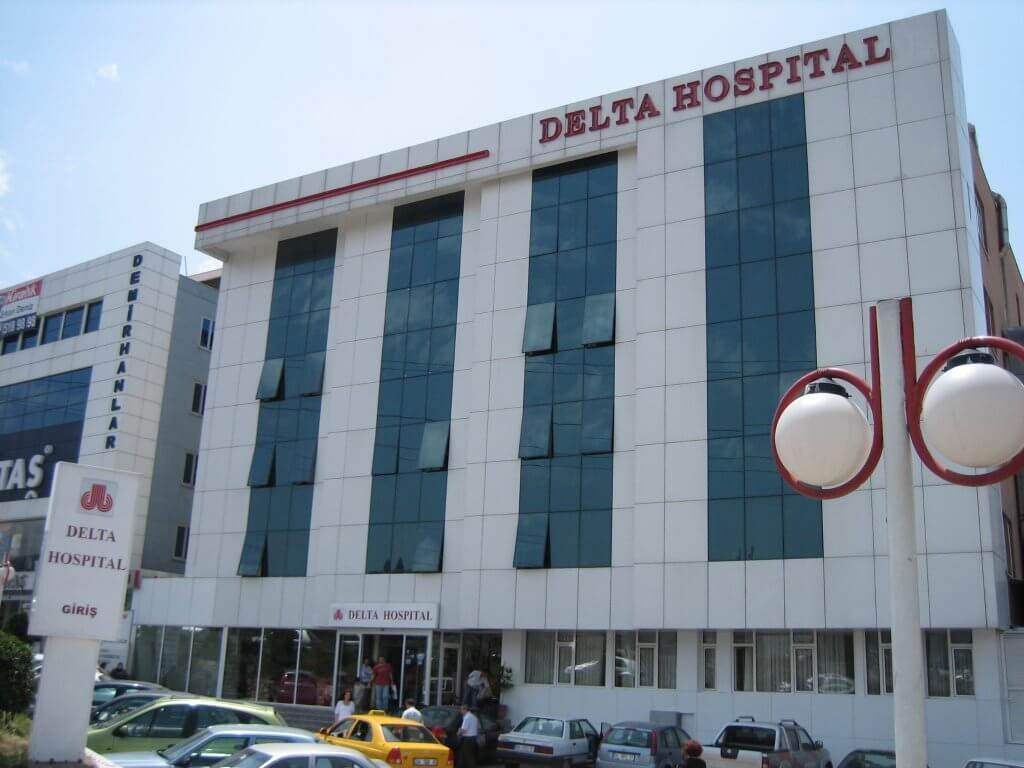 Delta Hospital Dhaka