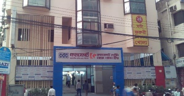 Comfort Diagnostic Centre Dhaka