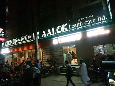 Aalok Health Care Mirpur 10