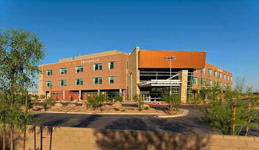 OASIS Hospital Phoenix AZ