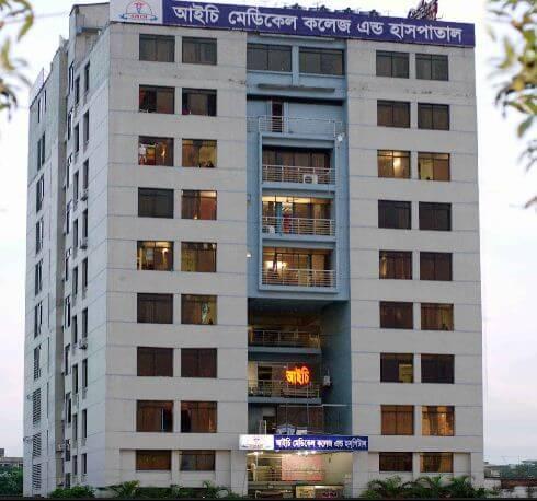 Aichi Hospital Uttara