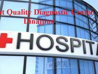 Best Quality Diagnostic Center Dinajpur