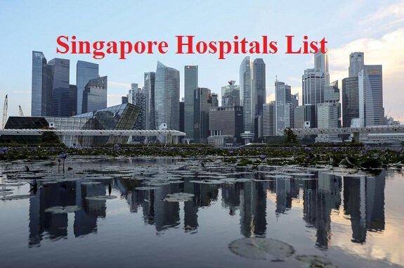 Singapore Hospitals List