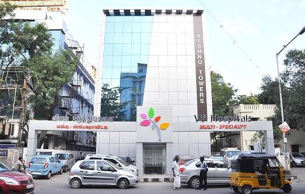VS Hospital Chennai